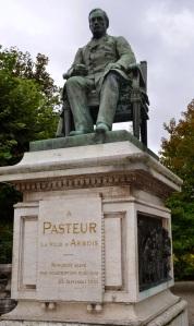 Louis Pasteur at Home in Arbois